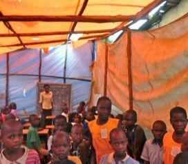 A Classroom in Kampala