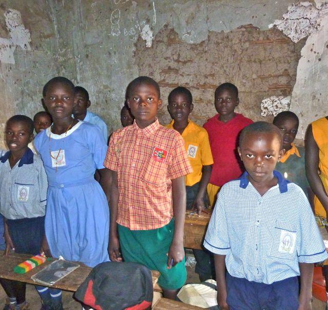 A School in Kampala (3/3)