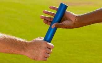 relay baton