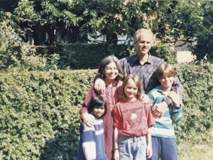 Yip, Frieda and family