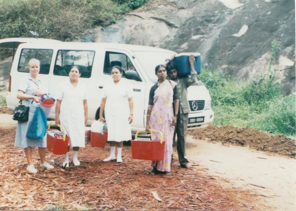 Heidi goes to Sri Lanka (2/6)
