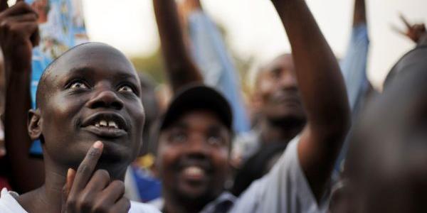 Uganda Men